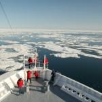 Nord West Passage vor Alaska - USA