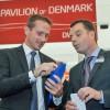 2015_09_18_HUSUM Wind_DK Aussenminister Kristian Jensen und Peter Becker...