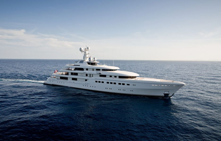 "Jacht ""Romea"" gebaut von A&R (Foto: A&R)"