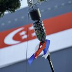 190218_Launching_ceremony_HDW_Class_218SG_submarine_Invincible_Champagne