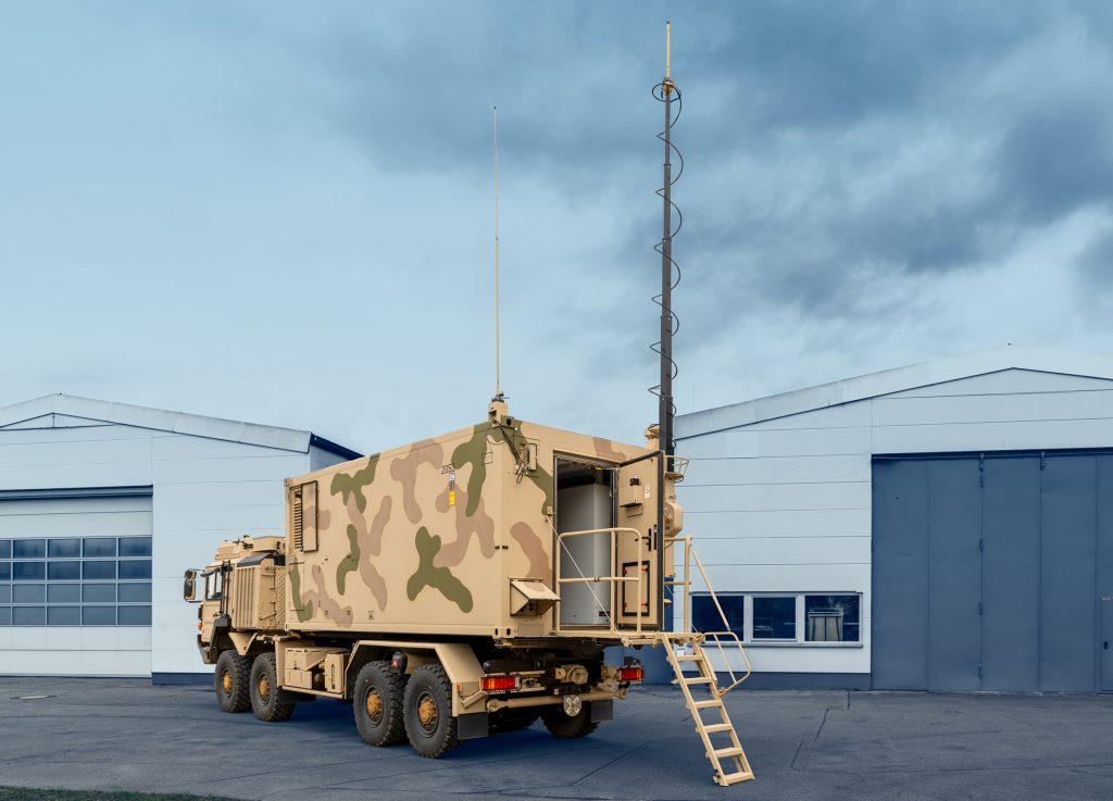 GBAD_TOC_Shelter auf Trägerfahrzeug RMMV HX-2_300dpi